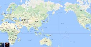 Googlemap世界地図