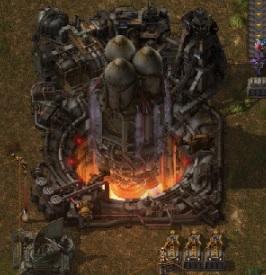 Factorio-rocket