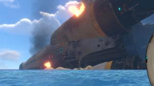 subnautica船