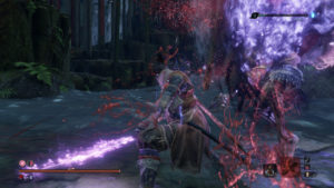 SEKIRO源の宮の七面武者