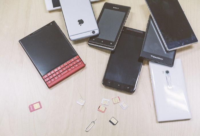 格安SIM OCNモバイルONE端末セット販売