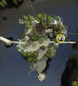 グランディーハGMクリオマップ