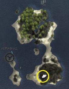 パプアクリニGMデイジーマップ