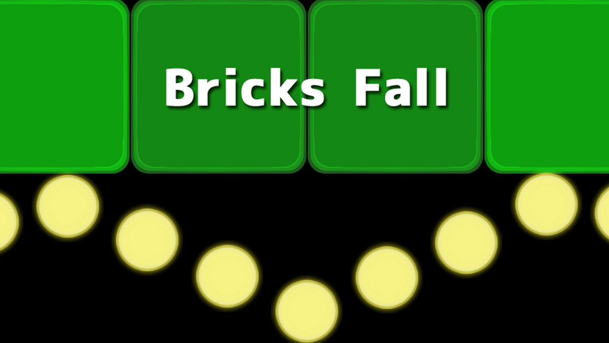 BricksFallリリース
